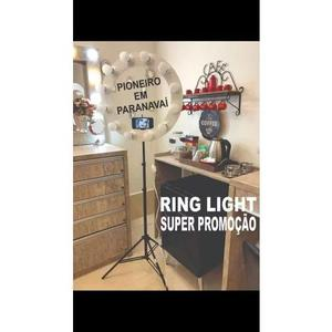 Ring light completo,exceto lampadas