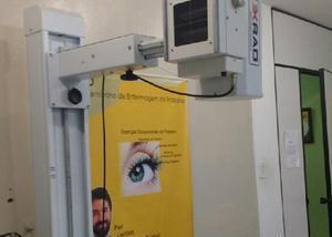Simulador de raio x semi-novo