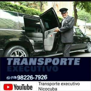 Transporte executivo em maresias com carro de luxo pra até