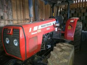 Trator mf, 265, 4x4, 2009