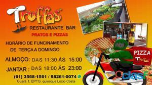 Pizza delivery restaurante e eventos truffas eptg