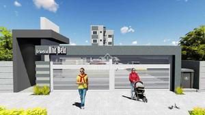 Apartamento com 2 Quartos à Venda, 40 m² por R$ 139.000