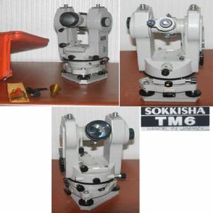 Estação total sokkia set 5f