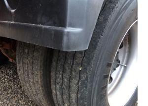 Mercedes 2726 6x4 ano 20112011 tanque pipa gascom