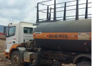 Mercedes 3131 6x4 ano 20142014 tanque pipa gascom