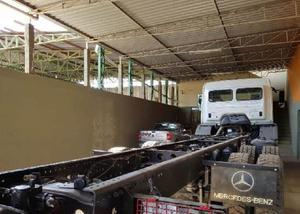 Mercedes-bens 3131 6x4 ano 20142014 no chassi