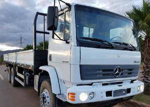 Mercedes-bens atron 2729 6x4 zero km (sem uso) caminhão