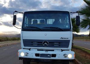 Mercedes-bens atron 2729 6x4 zero km (sem uso) carroceria