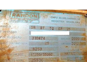 Rodotanque bitrem randon 200910