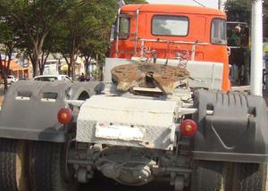 Scania 111 - traçada