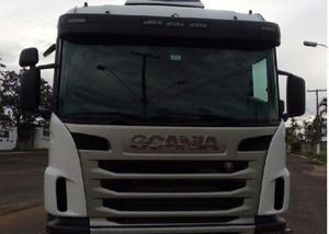 Scania 124 420 6x4 ano 20112011 caminhão único dono