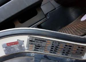 Scania p 360 6x4 ano 20122012 caçamba rossetti