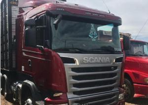 Scania stremline 6x2 ano 20152015 km 330.000 automática