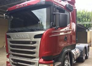 Scania r 480 a 6x4 bug pesado 2015 - 149.000km - unico dono