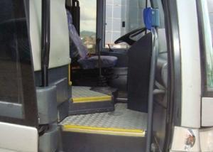 Silvio coelho = ônibus busscar mb muito conservado