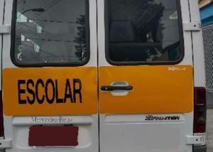 Sprinter escolar 2006 com linha sbc