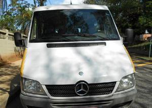 Sprinter escolar 2008- 313- com serviço sbc.