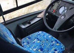 Veiculo utilizado como transporte escolar em perfeito estado