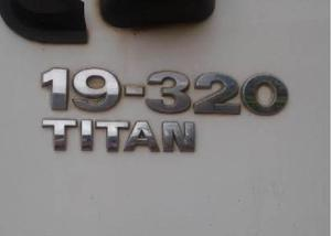 Volkswagem 19-320 4x2 ano 20072007 teto alto 2 unidades