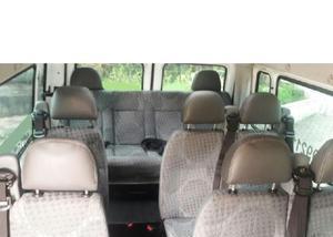 Van ford transit 2.4 cód.5055 ano 2011