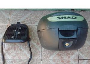 Bau moto shad 1 capacete