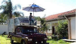 Motorhome equipado diesel