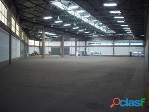 Aluguel de galpao – 2.639 m2   8 docas cobertas   condominio logistico   rod. pres. dutra   pavuna