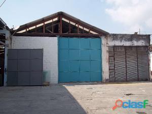 Aluguel de galpão   jacaré   340 m2   condomínio   guarita   segurança