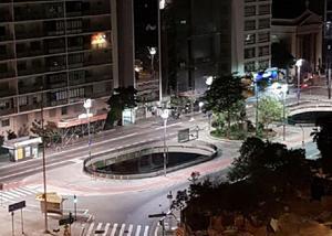 Apartamento paulista.