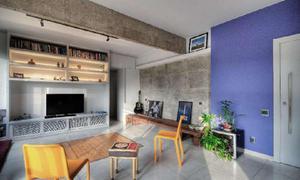 Apartamento com 1 quarto para alugar, 68 m² por r$