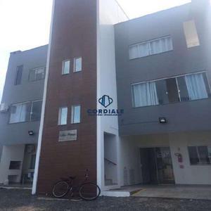 Apartamento com 2 quartos à venda, 55 m² por r$ 160.000
