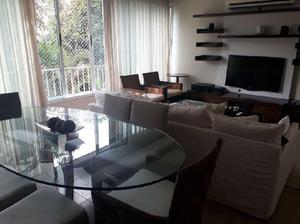 Apartamento com 3 quartos para alugar, 111 m² por r$
