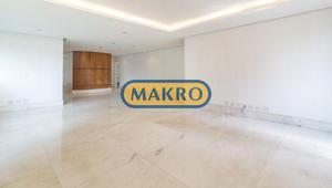 Apartamento com 4 quartos para alugar, 215 m² por r$