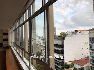 Apartamento com 4 quartos para alugar, 235 m² por r$