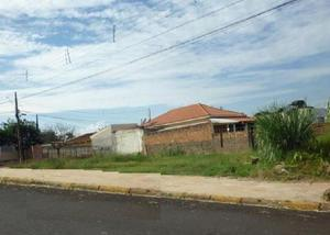 Excelente terreno de 300.00 m2 de esquina na vila xavier.
