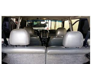 Mitsubishi pajero tr4 long range 2.0 4x4 automático 0506