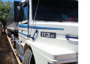 Scania 113 360 conjunto