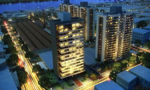 Sala comercial para alugar, 33 m² por r$ 800/mês