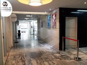 Sala comercial para alugar, 45 m² por r$ 800/mês