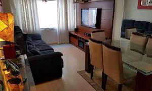 Apartamento com 3 quartos à venda, 78 m² por r$ 300.000