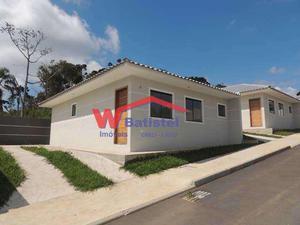 Casa com 3 quartos à venda, 54 m² por r$ 149.900