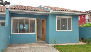 Casa com 3 quartos à venda, 60 m² por r$ 160.000
