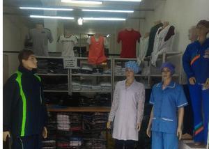 Loja de fábrica e confecção à venda
