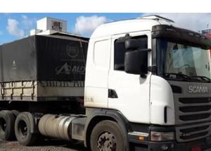 Scania g420 6x4 bitrem randon 2011