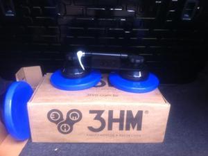 Suporte por ventosa 3hm + adaptador eixo 15mm