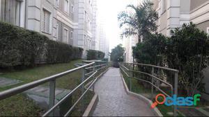 Apartamento 2 dormitórios estação metrô campo limpo 240 mil