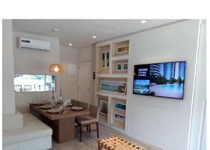 Acqua park home resort alphaville apartamentos de 47 a 69m²