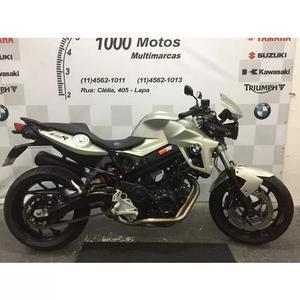 Bmw f800r 2013 otimo estado aceito troca por moto
