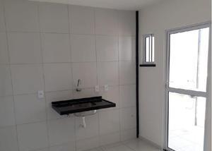 Casas duplex 71m 02 quartos proximo estrada do fio eusebio