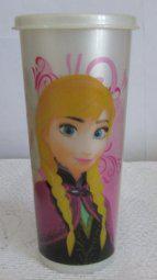 Copo Frozen Tupperware Ana e Elsa